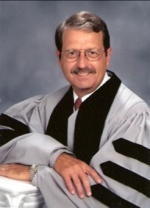 Rev. Dr. Daniel D. Robinson 2006