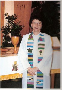 Rev. Jane Nicholas Wesson 1999